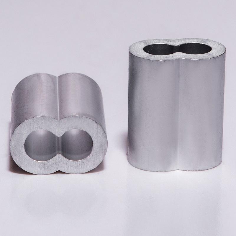 Aluminium Hourglass Sleeves
