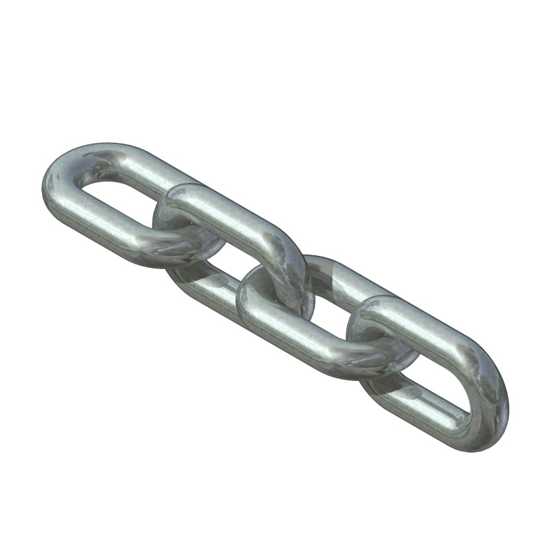 DIN 764 link chain