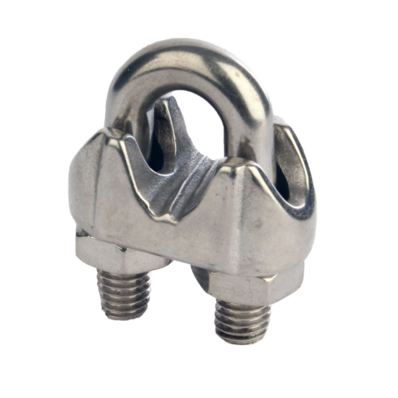 US Malleable Type Wire Rope Clip