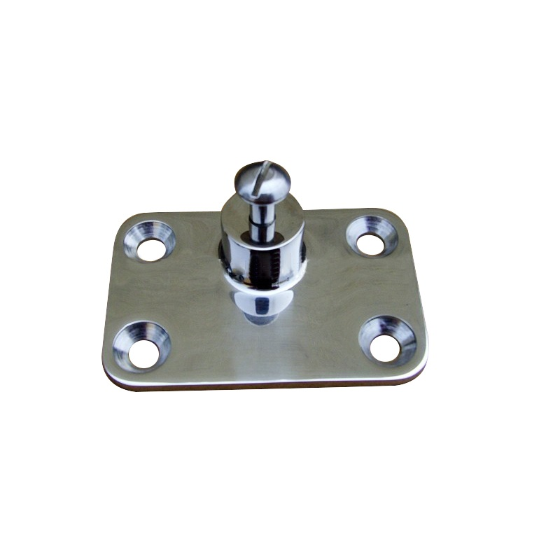 Heavy Duty Side Mount Deck Hinge