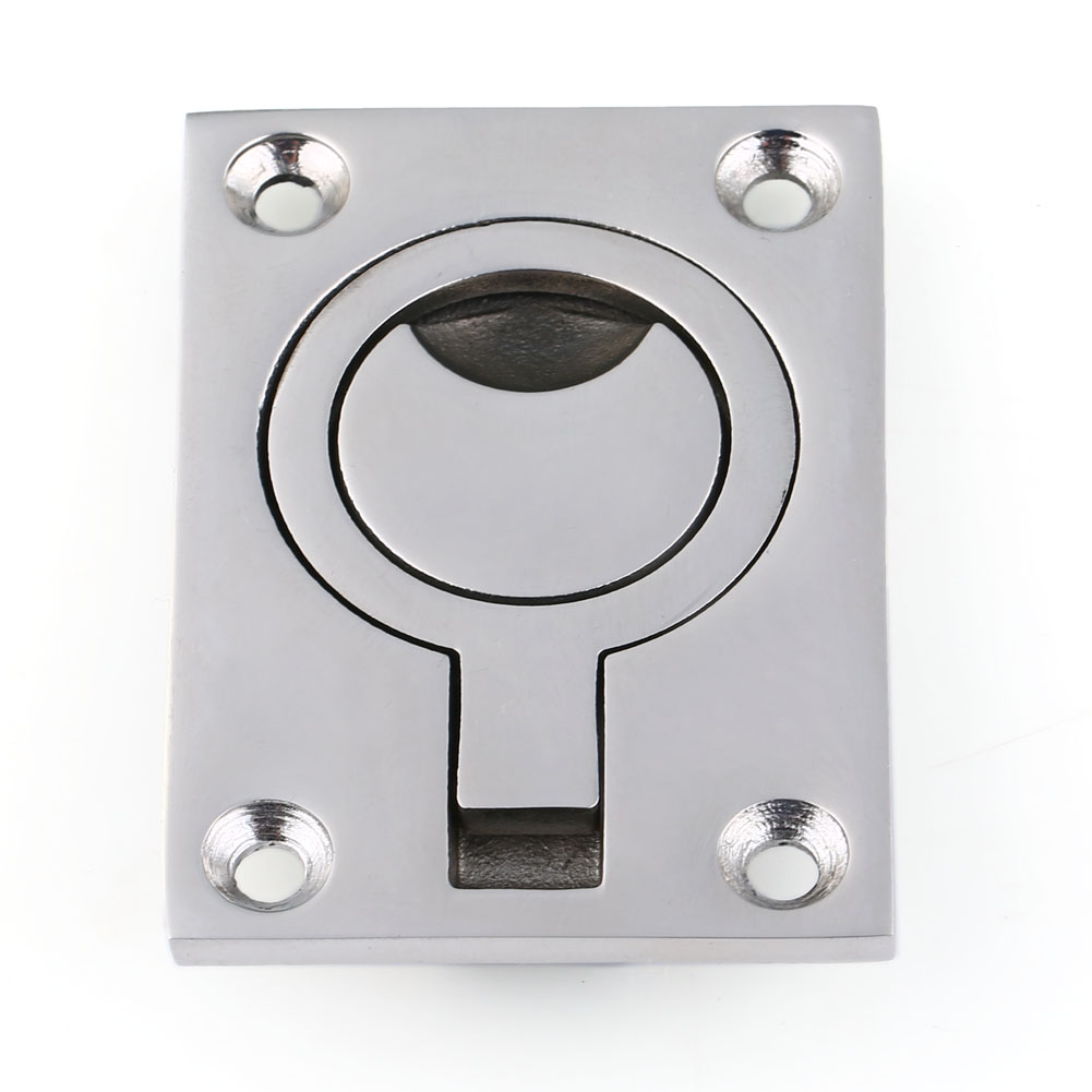 Recessed Hatch Pull Lift Handle Ring